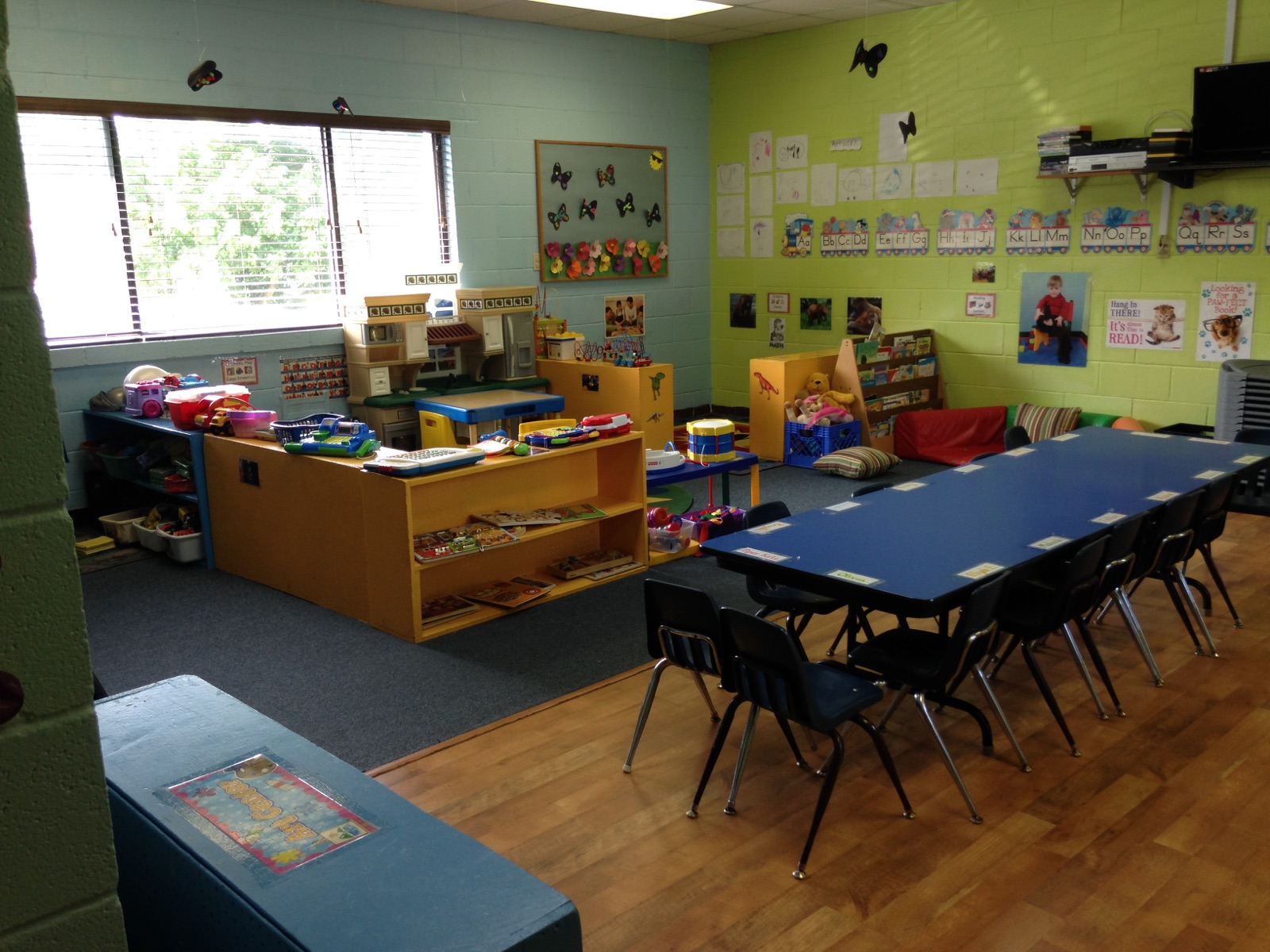 Preschool program creative learning child care for Website that allows you to design a room